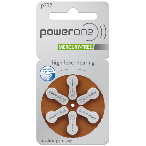 PowerOne Battery size 312