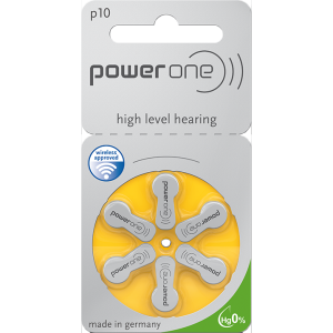 PowerOne Battery size 10