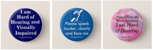 Hearing Badge