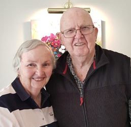 Kevin and Pauline Barron