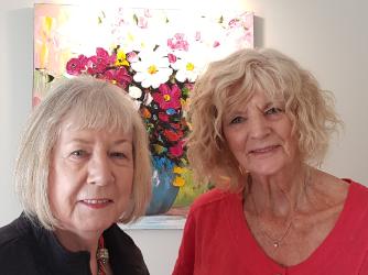 Barbara May & Jillian Coustley