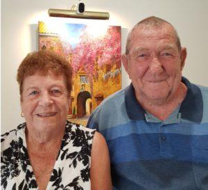 Vincent & Doris Nolan