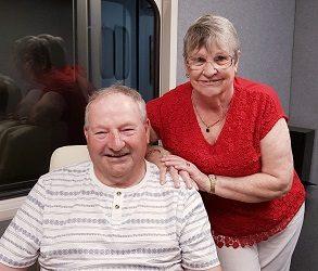 Maurice & Sheila Pinniger